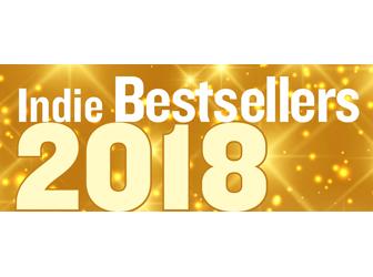 2018 Indie Bestsellers logo