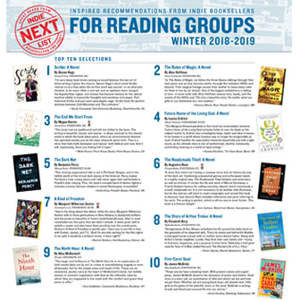 Winter 2018-2019 Reading Group Guide
