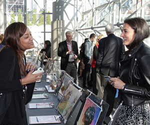 BookExpo reception