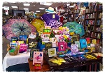 Eagle Eye Books spring display