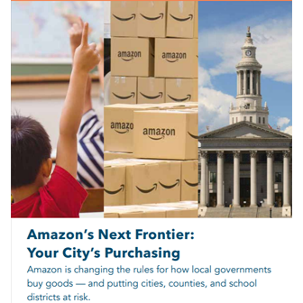 ILSR Report: Amazon's Next Frontier