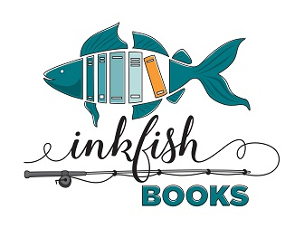 Logo for Ink Fish Books in Warren, Rhode Island