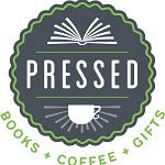 Pressed Bookstore logo