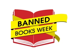 Banned Book Week logo