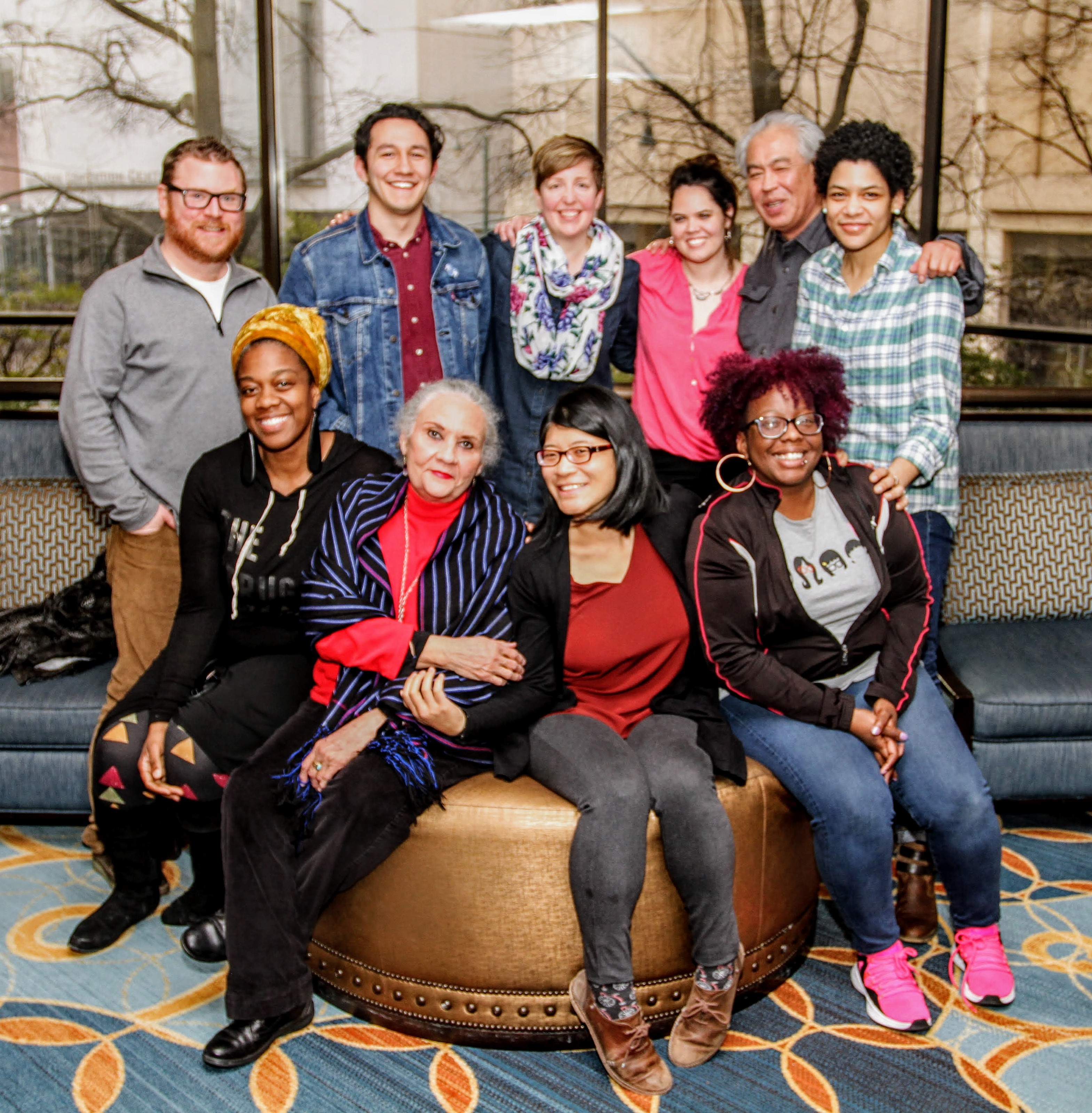 ABA's Diversity Task Force gathered at Wi13.
