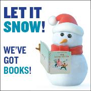 Let it snow! We've got books!