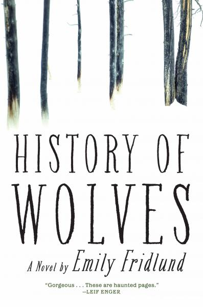 Jacket image for History of Wolves by Emily Fridlund