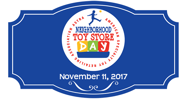 Neighborhood Toy Store Day 2017 logo
