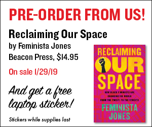 Reclaiming Our Space ad