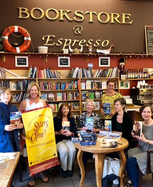 Sisters in Crime at Liberty Bay Books