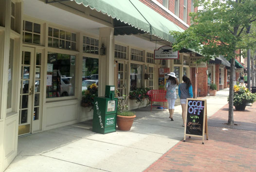 The Country Bookshop, Southern Pines, NC