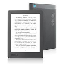 image of new Kobo H2O