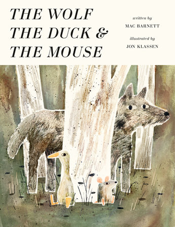 The Wolf, the Duck, and the Mouse cover