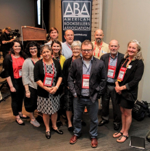 The current ABA Board of Directors following the semi-annual Town Hall meeting.
