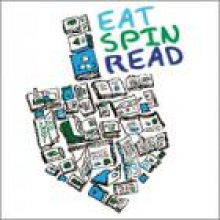 Eat Spin Read design