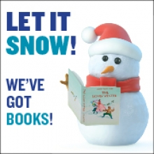 Let it snow! We've got books!