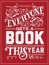 Everyone gets a book this year