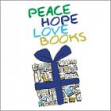 Peace Love Books design