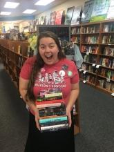 Katie Stutz of Anderson's Bookshop