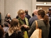 Booksellers mingle at the Wi14 Welcome Reception.