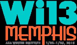 Winter Institute 2018 logo